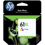 HP #61XL Tri-Colour