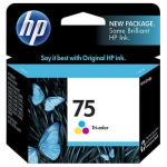 HP #75 Colour