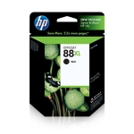HP #88XL Black for Officejet Pro K550, K5400, K8600, L7480, L7550, L7580, L7590, L7650, L7680, L7750 and L7780