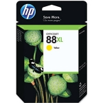 HP #88XL Yellow for Officejet Pro K550, K5400, K8600, L7480, L7550, L7580, L7590, L7650, L7680, L7750 and L7780