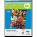 HP  Photo Paper Semi-gloss-Letter/25 sht