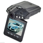 2.5 Inch LCD HD Car DVR Recorder with Night Vision (VGA 600 x 480)
