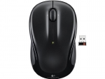 Logitech m325 Wireless Mouse Black - 910-002989