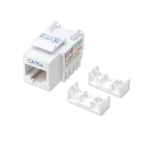 Intellinet Cat5e Keystone Jack - White