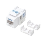 Intellinet Cat6 Keystone Jack - White