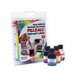 KRT FILLZ-ALL (Tri-Color) Inkjet Refill Kit