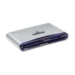 Manhattan USB 2.0 52 in 1 External Card Reader