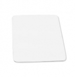 Open Cell Mouse Pad - White