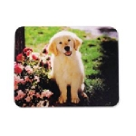 Manhattan Puppy Mouse Pad