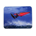 Manhattan Windsurfer Mouse Pad