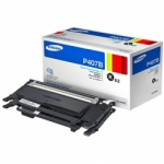 Samsung P407B Black Toner Cartridge for series CLP-320/325, CLX-3180/3185