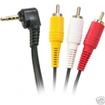 100ft RCA Cable RCA Jack Video Cable