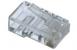 RJ45 10 100 Base-Connector for cable 8P8C 50 U