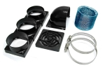 SUNBEAM OVERCLOCK COOLER KIT- BLUE