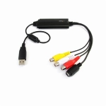 StarTech.com S-Video / Composite to USB Video Capture Cable w/TWAIN and Mac Support - SVID2USB23