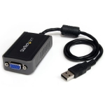 StarTech.com USB to VGA External Multi-Monitor Video Adapter - Entry Level - USB2VGAE2