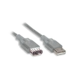 USB 2.0 A-A Ext Cable M/F- 10