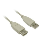 USB A-A Ext Cable M/F- 10