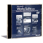 Microsoft Works Suite 2006 (OEM)
