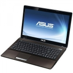 ASUS K53E-QS51-CBIL I5-2450M 6GB-DDR3,750G HD, DVDRW,15.6 HD, GMA HD, W7HP,BILING,BAG+MS