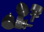 ANODIZED THUMBSCREW BLACK