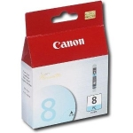 Canon #8 CLI-8PC Photo Cyan