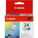 Canon BCI-24 Color Ink Cartridge for Canon i320