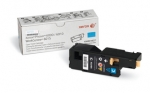 Phaser 6000/6010 / Workcentre 6015, Standard Capacity Cyan Toner Cartridge (1,000 Pages)