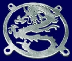 SUNBEAM DRAGON II LASER CUT 80MM FAN GRILL