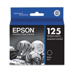 Epson T125120 #125 Black for NX420, NX625 and WorkForce 520