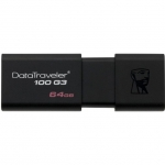 Kingston 64GB DataTraveler 100 - DT100G3/64GB