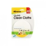 Memorex CD/DVD  Clean Cloths