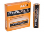 Duracell Procell AAA - 4 Pack