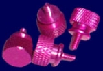 ANODIZED THUMBSCREW RED