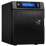 WD Sentinel DX4000 4TB W/GIGABIT Ethernet USB 3.0 Small Office Server NAS Windows Storage Server 2008 R2 Essentials