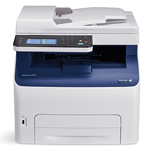 Xerox WorkCentre 6027/NI LED Multifunction Printer - Colour