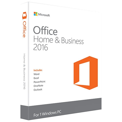 Office Home & Business 2016 For 1 Windows PC