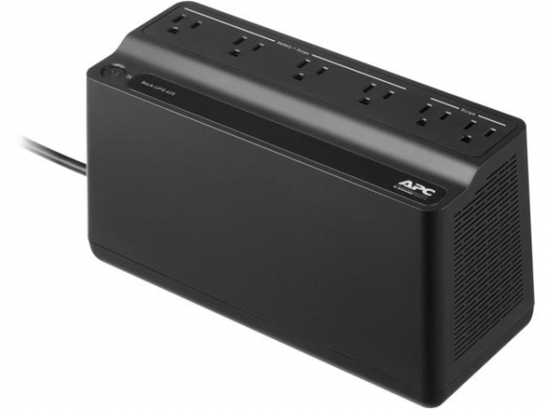 APC Back-UPS BE425M 6 Outlet 425VA / 255W