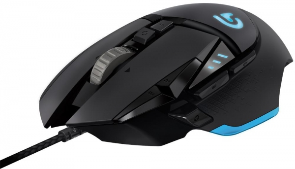 Logitech G502 Proteus Core Tunable Gaming Mouse - 910-004074