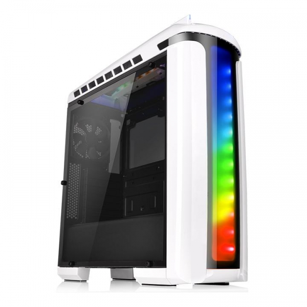 Thermaltake Versa C22 RGB Snow Edition ATX Mid-Tower Chassis - CA-1G9-00M6WN-00
