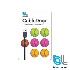 BlueLounge CableDrop Multi-Purpose Cable Clips
