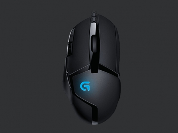 Logitech G402 Hyperion Fury gaming mouse | Computer Elite