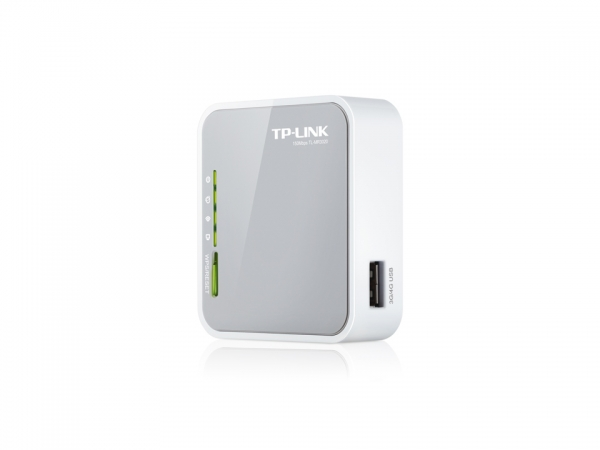 TP-LINK Portable 3G/4G Wireless N Router - TL-MR3020