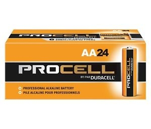 Duracell Procell AA - 24 Pack