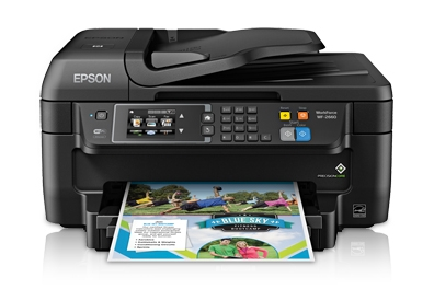 Epson WorkForce 2660 - C11CE33201